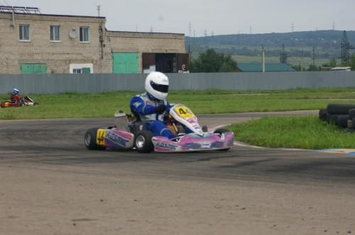 Mark Shulzhitskiy karting 2